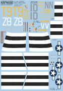 Warbird Decals 1/72 C47a Southern Cross Tico Belle Placid Lassie Wbs172206