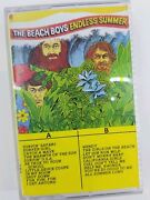 The Beach Boys Endless Summer 1974 Capitol Records Cassette Tape Rare Oldies