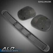 Dash Vent Cover And Speaker Grille Covers For 98-05 Chevrolet Gmc Oldsmobile