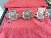 Mercury Classic Fifty 45hp Outboard Starter Solenoid 96158 Set Of 3