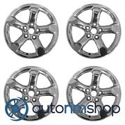 New 20 Replacement Wheels Rims For Dodge Ram 1500 2006 2007 2008 Set Chrome ...
