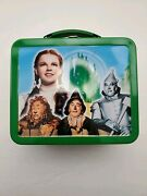 Wizard Of Oz Mini Lunch Box And Thermos 1999 Hallmark School Days Limited Edition