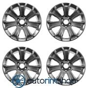 New 22 Replacement Wheels Rims For Chevrolet Silverado 1500 2014-2018 Set Hy...