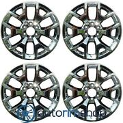 New 20 Replacement Wheels Rims For Gmc Sierra 1500 2013 2014 2015 2016 2017 ...