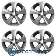 New 17 Replacement Wheels Rims For Chevrolet Cruze 2011-2012 Set Machined Wi...
