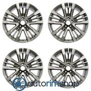 New 20 Replacement Wheels Rims For Ford Explorer 2016-2019 Set Machined With...