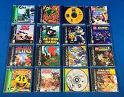 Various Titles Sony Playstation Lego Star Wars Toy Story 16 Video Game Lot