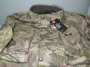 Under Armour Mens Heavy 3 In 1 Camo Waxed Jacket Mens Size L Barren Series