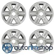 New 20 Replacement Wheels Rims For Ford F150 2006 2007 2008 Set Machined Wit...