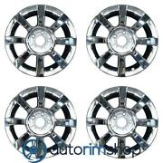 New 17 Replacement Wheels Rims For Lincoln Mkz Zephyr 2006 2007 2008 2009 20...