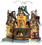 Lemax Village Collection Holiday Hamlet Christmas Shoppe