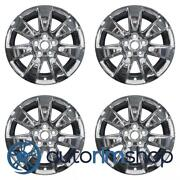 New 18 Replacement Wheels Rims For Buick Allure Lacrosse Regal 2010-2017 Chr...