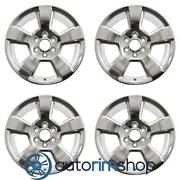 New 20 Replacement Wheels Rims For Gmc Sierra 1500 2016 Set Polished