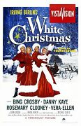 White Christmas Movie Poster - 11 X 17 Inches - Bing Crosby Danny Kaye