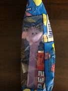 Pez Candy Retired Winnie The Pooh - Heffalump Lumpy - New Sealed Package - Rare