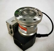 Leybold Tw70h Turbo Vacuum Pump With Td400 Drive Cf63 Tested Working