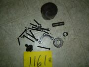 1975 Honda Mt250 Mt 250 Primary Gear Misc Bolts And Piston