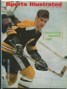 Bobby Orr Sports Illustrated May 4, 1970 Label Removed