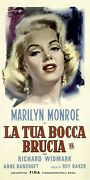 Marilyn Monroe Movie Poster Metal Sign Anne Bancroft Cinema Free Shipping
