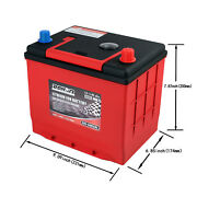 65d23l 12v 40ah 950cca Lithium-iron Battery Lifepo4 Group Size 35 Start Battery