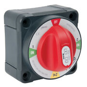 Bep Marine 771-sfd Pro Installer 400a Selector Field Disconnect Battery Switch