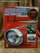 Automobile And Motorcycle Chronicle 10/83 Wanderer Rover 3 Litre