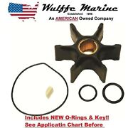 Water Pump Impeller Kit Johnson Evinrude 90-115 120 125-150 175 200 Hp 5001593