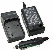 Battery Ac/dc Charger For Bp-511 511a Bp-511a Canon Power-shot G1 G2 G3 G5 G6
