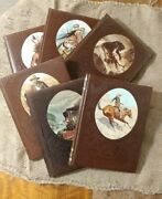The Old West Time Life Books 6 Indian/chiefs/gunfighters/railroaders And More