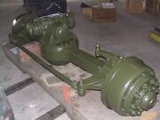 Military Truck Parts Rebuilt 5 Ton Steering Axle W/ Hydraulic Brakes