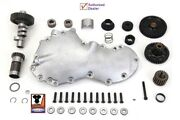 Knucklehead Cam Chest Assembly Kit Knuckle Ohv 61andrdquo Rigid 74andrdquo 4-speed Dresser