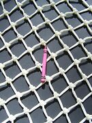 8and039 X 9 1/2and039 Heavy Duty Braided Nylon Horse Hay Discus Net 8 M.m. 1 1/2 84