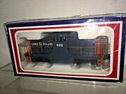 Custom Painted Long Island Railroad Ge 44 Tonner From Williams/ Bachmann