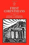I Corinthians Anchor Bible Commentaries The , Fitzmyer+=