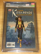 X-men Kitty Pryde Shadow And Flame 1 Cgc 9.8 White Pages