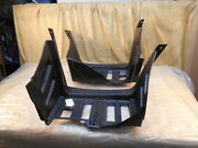 T1156 2006 06 Arctic Cat 400 Fis Left And Right Foot Well Mud Guards