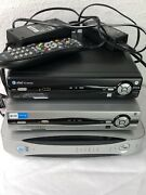 Uverse Att Control Modem Lot Of Three 9t1554 For Parts