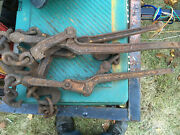 Lebus- A1 Wll 9200 Lbs.- Come Along Hand Ratchet Hoist Rigging Heavy Equip