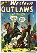 Western Outlaws And Sheriffs 71-1952-bondage-torture-horror-whipping