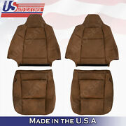 2008 2009 2010 Ford F250 F350 King Ranch Driver Passenger Leather Seat Cover