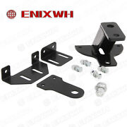 3-way Lawn Garden Tractor Hitch And Support Brace Kit