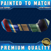 New Painted To Match - Rear Bumper Cover Fascia For 2013-2016 Dodge Dart 13-16