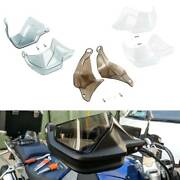 Clear/smoke/grey Handguard Protector Shield For Bmw F800gs Adventure 2013-2018