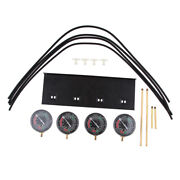 4x Deluxe Motorcycle Carb Carburetor Synchronizer Synchronization Gauge Tool