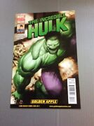 Incredible Hulk 1 Golden Apple Variant Edition Near Mint Free Shipping