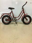 Vintage 1950s 12 Inch Bicycle From West Germany - One Family Owned