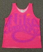 🔶️70s Vintage And039nike Countryand039 Pre Prefontaine Mens Womens Unisex Singlet T-shirt