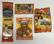 Skylanders Giants Topps Trading Cards Dog Tags Stickers