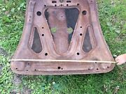1939 1940 1941 Buick Chevrolet Pontiac Coupe Unknown Trunk Lid