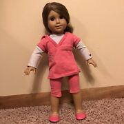 Two American Girl Dolls + Accessories Used